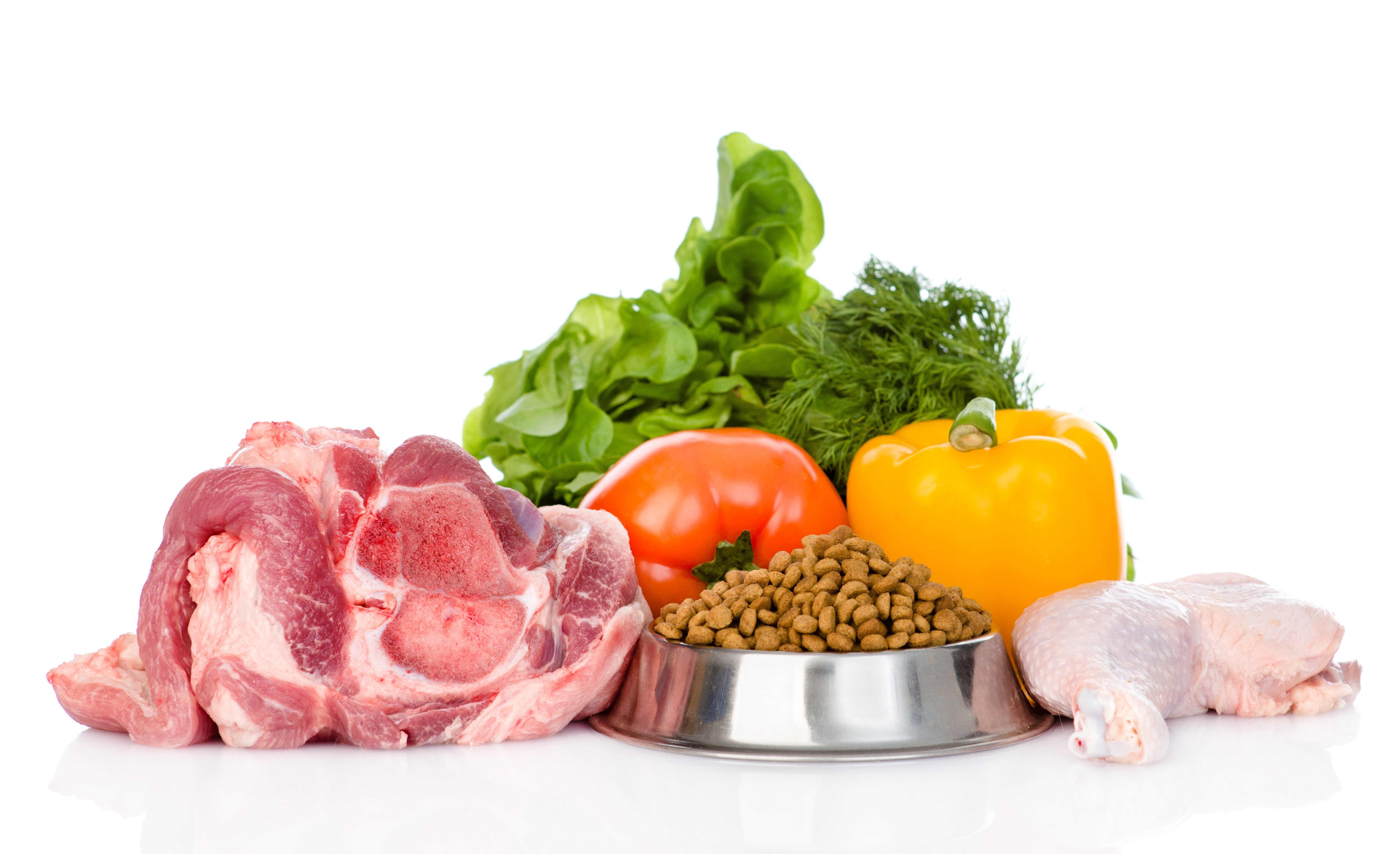 Pet Food and Other Fresh Ingredients